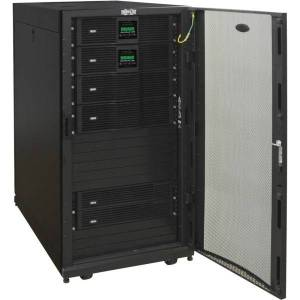 Tripp Lite UPS Smart Online 20000VA 18000W Rackmount 20kVA 240&120V USB DB9 SNMPWEBCARD Bypass Hot Swap 25U - 14U Rack/Tower - 6 Hour Recharge - 4.30