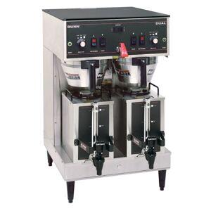 BUNN Dual GPR 260-Cup Coffeemaker, Silver