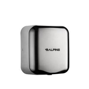 Alpine Hemlock Commercial Automatic High-Speed Electric Hand Dryer, Chrome