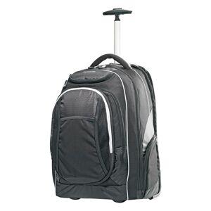 Samsonite Tectonic PFT Ripstop Nylon Wheeled Laptop Backpack, Black