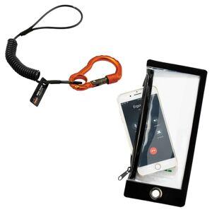 Ergodyne Squids 3195 Cell Phone Tool Tethering Kit, Black