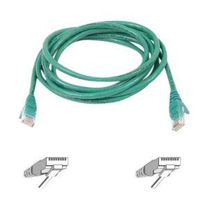 Belkin Cat. 6 UTP Bulk Cable - 1000ft - Green