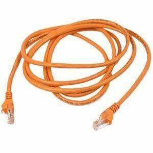 Belkin 900 Series Cat.6 UTP Bulk Cable - Bare Wire - Bare Wire - 1000ft - Orange