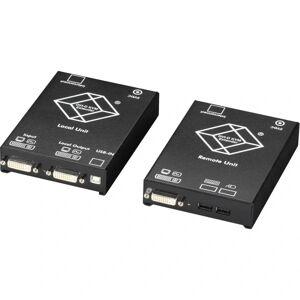 Black Box ServSwitch ACS4001A-R2 KVM Console/Extender - 2 Computer(s) - 1 - 1 x DVI-D Video, 1 x Type A Keyboard, 1 x Type A Mouse, 1 x DVI-D Keyboard