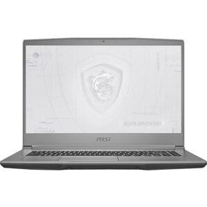 "MSI WF65 10TJ WF65 10TJ-443 15.6"" Gaming Mobile Workstation - Full HD - 1920 x 1080 - Intel Core i7 i7-10750H 2.60 GHz - 16 GB RAM - 1 TB SSD - Silver"