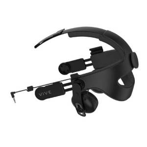 HTC VIVE Audio Strap, Black, 99HAMR00100