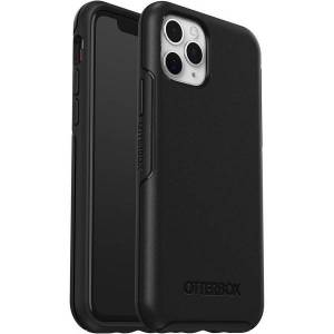 OtterBox Symmetry Series Case for iPhone 11 Pro Style Meets Protection - For Apple iPhone 11 Pro Smartphone - Black - Drop Resistant - Synthetic Rubbe