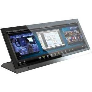 """AMX 19.4"""" Modero X Series Panoramic Tabletop Touch Panel"""