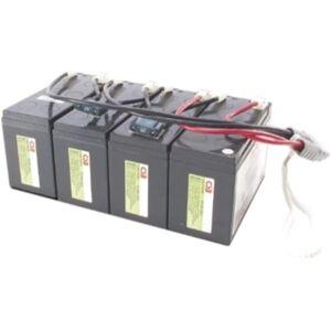 APC by Schneider Electric Replacement Battery Cartridge #25 - 7000 mAh - 12 V DC - Sealed Lead Acid (SLA) - Leak Proof/Maintenance-free