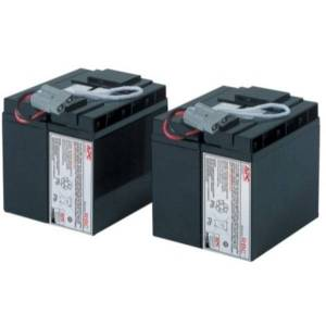 APC Replacement Battery Cartridge #55 - Spill Proof, Maintenance Free Sealed Lead Acid Hot-swappable