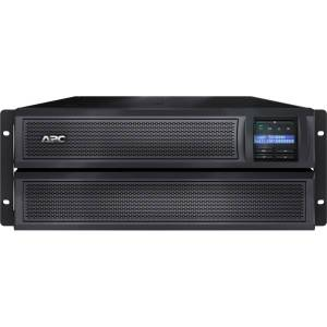APC by Schneider Electric Smart-UPS X 2200VA Rack/Tower LCD 200-240V - 4U Rack/Tower - 3 Hour Recharge - 10 Minute Stand-by