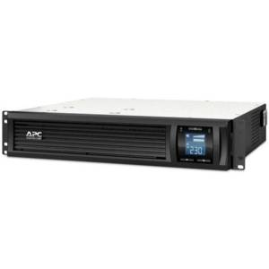 APC by Schneider Electric Smart-UPS C 1000VA 2U Rack Mountable LCD 230V - 2U Rack-mountable - 3 Hour Recharge - 6 Minute Stand-by