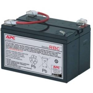 APC Replacement Battery Cartridge #3 - Maintenance-free Lead Acid Hot-swappable