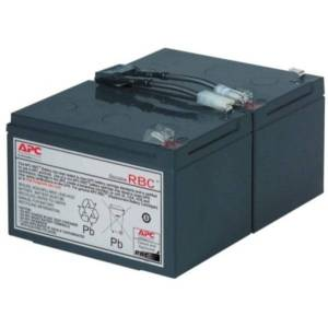 Schneider Electric Replacement Battery Cartridge #6 - 12 V DC - Lead Acid - Maintenance-free - Hot Swappable - 3 Year Minimum Battery Life - 5 Year Ma
