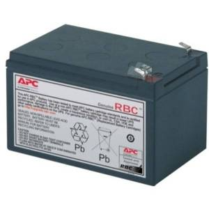 APC Replacement Battery Cartridge #4 - Maintenance-free Lead Acid Hot-swappable