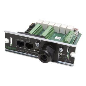APC by Schneider Electric Dry Contact I/O SmartSlot Card - SmartSlot