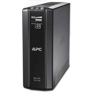 APC by Schneider Electric Back-UPS RS BR1500GI 1500VA Tower UPS - Tower - 8 Hour Recharge - 230 V AC Output
