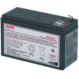APC Replacement Battery Cartridge #17 - Maintenance-free Lead Acid Hot-swappable