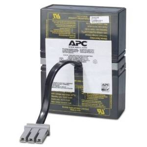 APC Replacement Battery Cartridge - Spill-proof, Maintenance-free Sealed Lead Acid Hot-swappable
