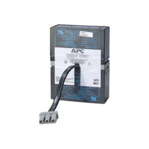 APC by Schneider Electric Replacement Battery Cartridge #33 - Sealed Lead Acid (SLA) - Leak Proof/Maintenance-free - 3 Year Minimum Battery Life - 5 Y