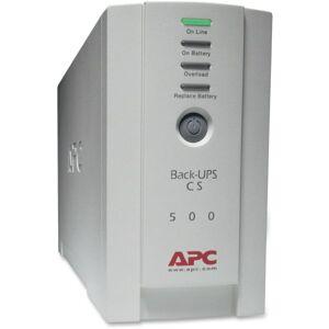APC Back-UPS, Small Office, 22-Minute Backup, 500VA/300 Watt