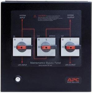 APC by Schneider Electric 20 kVa External Wall Mountable Maintenance Bypass Panel - 20 kVA