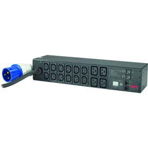 APC by Schneider Electric Metered Rack 32A PDU - Metered - 2U - Rack-mountable