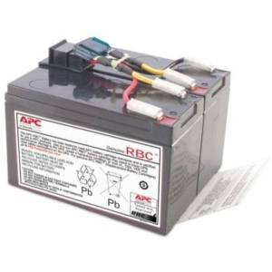 APC Replacement Battery Cartridge #48 - Spill Proof, Maintenance Free Lead Acid Hot-swappable