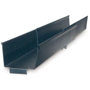 APC NetShelter SX Side Channel Cable Trough - Black