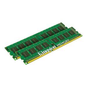 Kingston ValueRAM - DDR3L - kit - 16 GB: 2 x 8 GB - DIMM 240-pin - 1600 MHz / PC3L-12800 - CL11 - 1.35 / 1.5 V - unbuffered - non-ECC