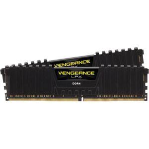 CORSAIR Vengeance LPX - DDR4 - kit - 32 GB: 2 x 16 GB - DIMM 288-pin - 2666 MHz / PC4-21300 - CL16 - 1.2 V - unbuffered - non-ECC