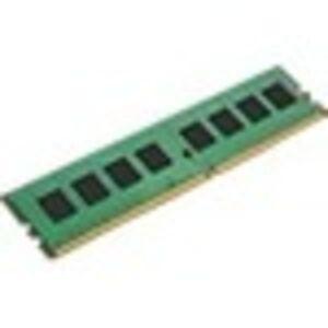 Kingston ValueRAM - DDR4 - module - 32 GB - DIMM 288-pin - 3200 MHz / PC4-25600 - CL22 - 1.2 V - unbuffered - non-ECC