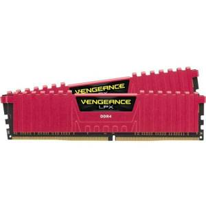 Corsair Vengeance LPX 32GB (2 x 16GB) DDR4 SDRAM Memory Kit - 32 GB (2 x 16GB) - DDR4-2666/PC4-21300 DDR4 SDRAM - 2666 MHz - CL16 - 1.20 V - Unbuffere