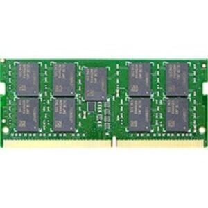 Synology 8GB DDR4 SDRAM Memory Module - For Storage Server - 8 GB DDR4 SDRAM - ECC - Unbuffered - SoDIMM