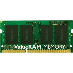Kingston ValueRAM 2GB DDR3 SDRAM Memory Module - For Notebook, Desktop PC - 2 GB - DDR3-1600/PC3-12800 DDR3 SDRAM - CL11 - 1.50 V - Non-ECC - Unbuffer