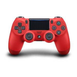 Sony PlayStation 4 DualShock 4 Wireless Controller, Magma Red