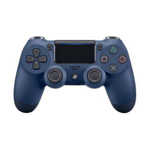 Sony PlayStation 4 DualShock 4 Wireless Controller, Mid Blue