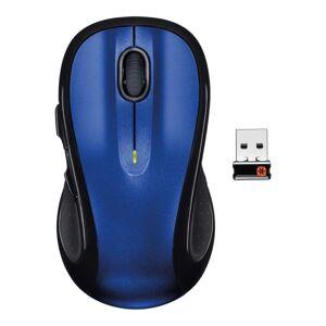 Logitech M510 Wireless Laser Mouse, Deep Blue, 910-002533