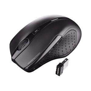 CHERRY Wireless Mouse, 5 Button, Black 3000