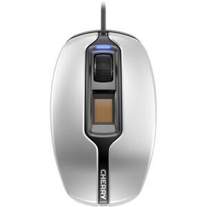 CHERRY Optical Mouse, 3 Button, Black/Silver, MC 4900
