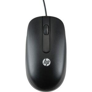 HP USB Laser Mouse, Black