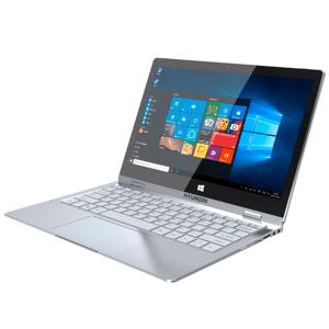 "Hyundai Flipnote 2-In-1 Laptop, 11.6"" Touch Screen, Intel Celeron, 4GB Memory, 64GB eMMC, Windows 10, HTLF11WB1S"