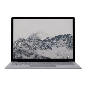 "Microsoft Surface Laptop - Core i7 7660U / 2.5 GHz - Win 10 Pro - 16 GB RAM - 512 GB SSD - 13.5"" touchscreen 2256 x 1504 - Iris Plus Graphics 640 - Wi"
