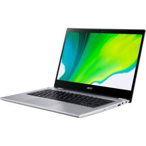 """Acer Spin 3 SP314 - 54N SP314 - 54N - 50W3 14"""" Touchscreen 2 in 1 Notebook  - Intel Core i5 (10th Gen i5 - 1035G4 1.10 GHz - 8 GB RAM - 512 GB SSD - P"""