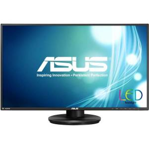 "Asus VN279QL 27"" Full HD LED LCD Monitor - 16:9 - Black - 27"" Class - Advanced-Multi-domain Vertical Alignment Plus (A-MVA+) - 1920 x 1080 - 16.7 Mill"