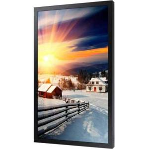 "Samsung OH85F Digital Signage Display - 84.5"" LCD - 3840 x 2160 - Direct LED - 2500 Nit - 2160p - HDMI - USB - SerialEthernet"