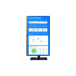 "Samsung S24R650FDN - SR650 Series - LED monitor - 24"" (23.8"" viewable) - 1920 x 1080 Full HD (1080p) @ 75 Hz - IPS - 250 cd/m - 1000:1 - 5 ms - HDMI,"
