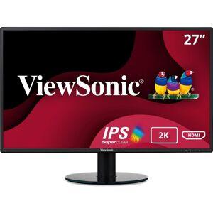 """ViewSonic VA2719-2K-SMHD 27"""" WQHD LED Monitor"""
