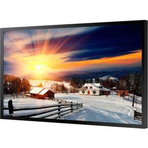 """Samsung OH55F Digital Signage Display - 54.6"""" LCD Cortex A12 1.30 GHz - 2.50 GB - 1920 x 1080 - Edge LED - 2500 Nit - 1080p - HDMI - USB - SerialEther"""