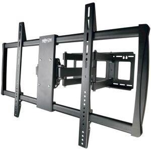 "Tripp Lite Display TV Wall Monitor Mount Swivel/Tilt 60"" to 100"" TVs / EA / Flat-Screens - Wall mount for LCD display - steel - black - screen size: 6"